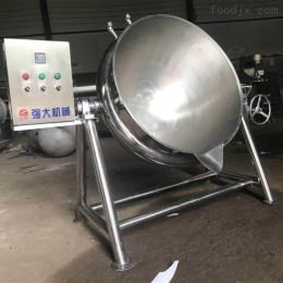 300L豆浆夹层锅
