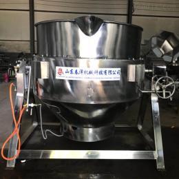 200L山芋煮锅夹层锅