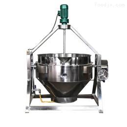 600L蒸汽加热煮鱼豆腐夹层锅
