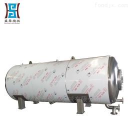 1200*3600专业生产商用杀菌锅 不锈钢喷淋式杀菌釜