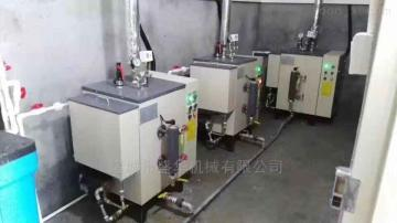 72KW72千瓦蒸汽发生器干洗店电加热小锅炉