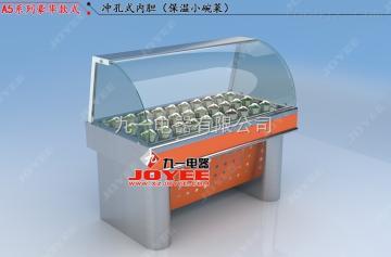 LC-ZT-A5快餐保溫售飯臺保溫柜價格徐州廠家直銷定制