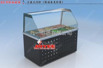 LC-ZT-G保溫打菜臺煲仔飯保溫柜廠家直銷定制