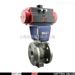 气动V型球阀 VATTEN V型球阀 气动球阀