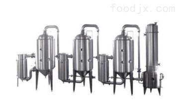 酒精 三效外循环真空蒸发器 规格