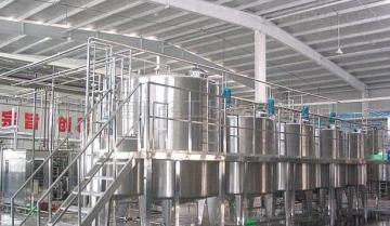 億德利供應300L~10000L食品級 優質冷熱缸