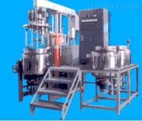 DRH型多功能真空均质乳化机