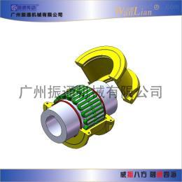 JSJS蛇形彈簧聯軸器