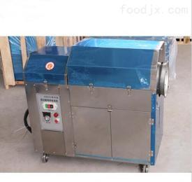 北京炒面粉油炒面专用炉子|不锈钢滚筒炒货机