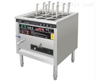 北京北京快餐店整套厨房设备|不锈钢煤气煮面炉