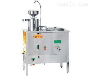北京18810799338石磨现磨豆浆设备|煤气自动煮豆浆机