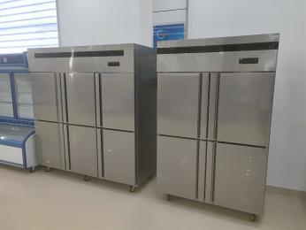 多种郑州哪四六门冷柜厨房冰箱节能省电