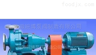 IH50-32-125IH单级单吸不锈钢化工离心泵