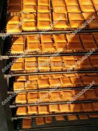 xz-50电加热50kg豆干烟熏炉,香干熏烤炉厂家