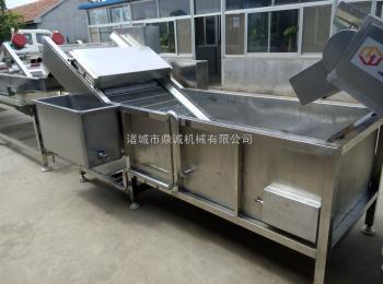 漂烫杀菌后的冷却设备常温水冷冷却流水线