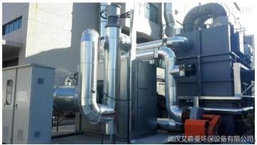 AisenMn沸石濃縮轉輪焚化系統 供應