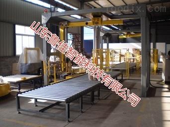 LJ-YB1800ZH懸臂式在線纏繞包裝機生產廠家