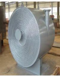 螺旋板式換熱器2