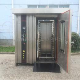 YM-100D32盤熱風旋轉烤爐 月餅烤箱食品烘焙設備