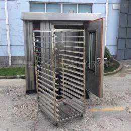 HX-100D32盤熱風旋轉烤爐 月餅烤箱 食品面包烘爐