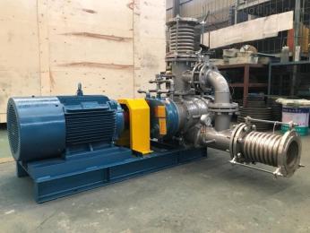 江蘇紡織行業蒸汽壓縮機