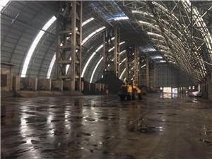 封闭煤场环境安全监控系统