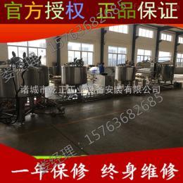 乳品生产线|大型巴氏奶加工设备厂家