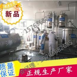 500L弘瑞和機械血豆腐生產線全套血旺設備