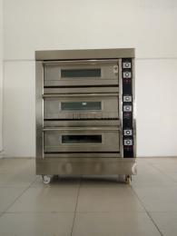 HX-306D三層六盤電熱烤箱 月餅面包烤爐 烤肉爐