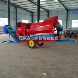 sy-600河北干濕花生摘果機大型花生摘果機報價