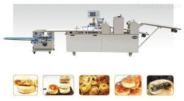 HXSM-Ⅲ酥式月饼机