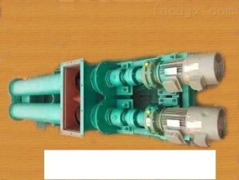 双管螺旋输送机