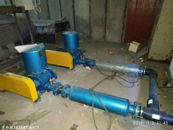 RTSR-50风机厂家直销罗茨式蒸汽压缩机