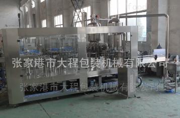 瓶装矿泉水灌装机