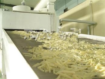 脫水蔬菜帶式干燥機