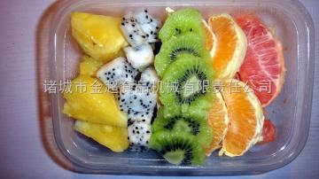 JCFH-2水果拼盒气调保鲜包装机