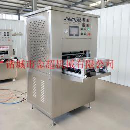 JCFH-2大米塑料盒封口机 气调真空包装保鲜机