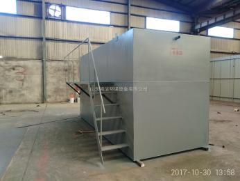 wsz-3六盘水酒店溶气气浮机污水处理一体化设备厂家