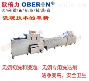 LSX-No.01食堂全自動商用洗碗機廠家直銷