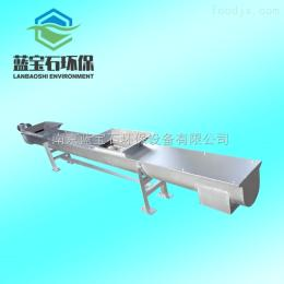 WLS-2000不锈钢支架无轴螺旋输送机