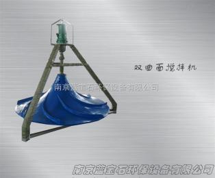 SJ7.5KW大功率立式搅拌机双曲面搅拌机选型与安装