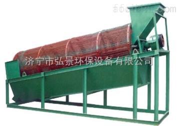 厂家制造有机肥滚筒筛机