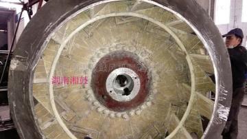 Y6-51D貼陶瓷耐磨葉輪風機