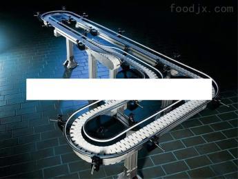 塑钢链板输送线