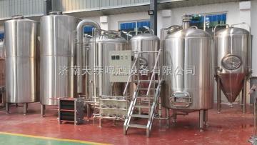 jntt-5000济南天泰啤酒设备
