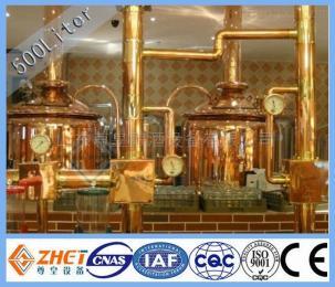 ZH-1000L供应自酿啤酒设备