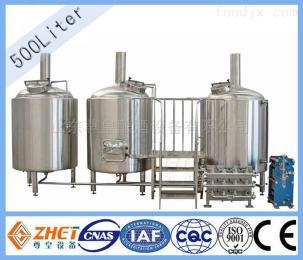 300L国内专业生产啤酒设备