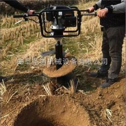 STW-1180坡田沙地植树护土挖坑机,大直径挖穴机