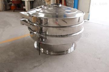 xf-800不銹鋼三次元振動篩食品篩粉機圓形化工篩分