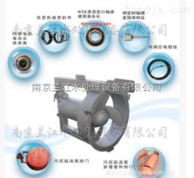 QJB-W-2.5混合液污泥回流泵